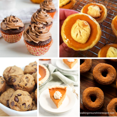 Amazing Pumpkin Dessert Recipes