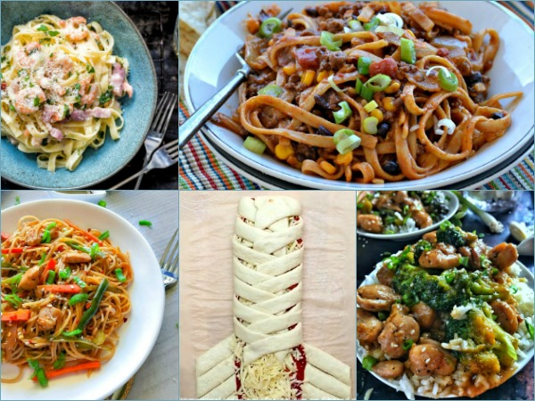 20 Minute Weeknight Meals