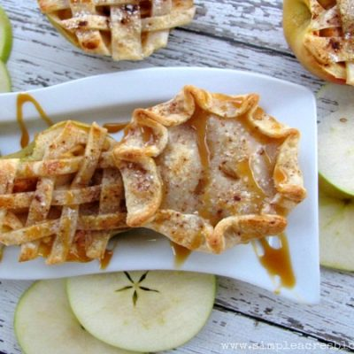 Party:  The Best Apple Recipes from our Foodie Friends