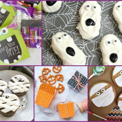 Party:  Last Minute Halloween School Party Treats