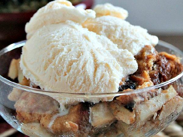 Slow Cooker Apple Cinnamon Raisin Bread Pudding from Eat Move Make 1.jpg