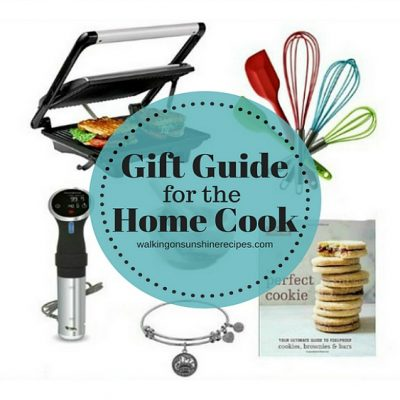 Gift Guides:  Gifts for the Home Cook or Chef in your Life