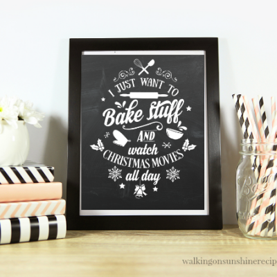 Fun Christmas Printables – Just for YOU