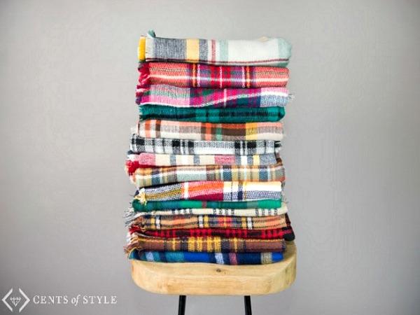 My Favorite Blanket Scarves
