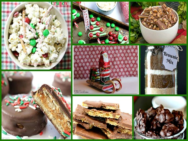 The Best Home Baked Christmas Gifts featured on Walking on Sunshine Recipes featured photo.