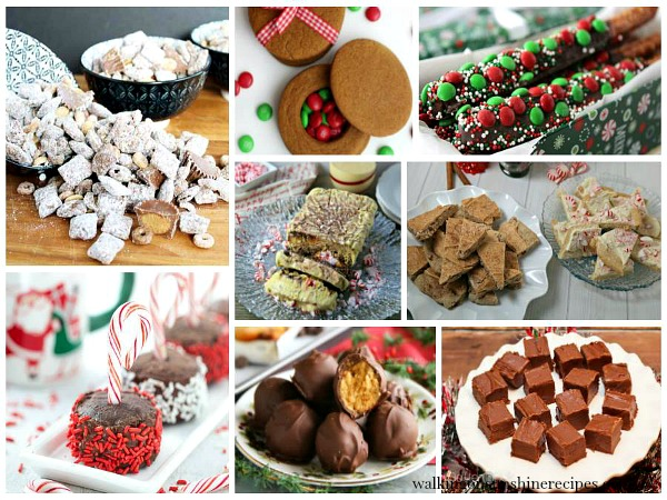 Christmas Treats Roundup