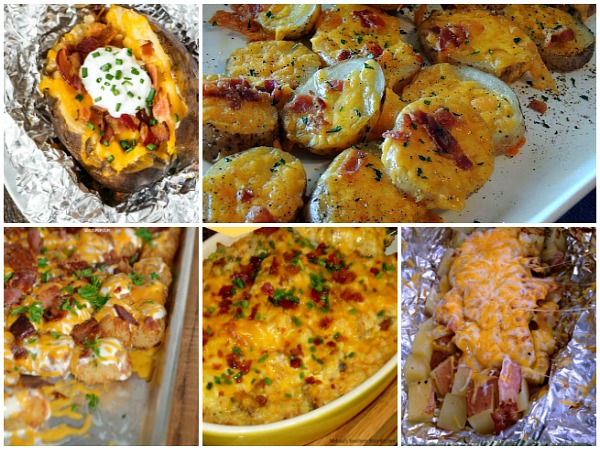 Potato Recipes - Side Dishes