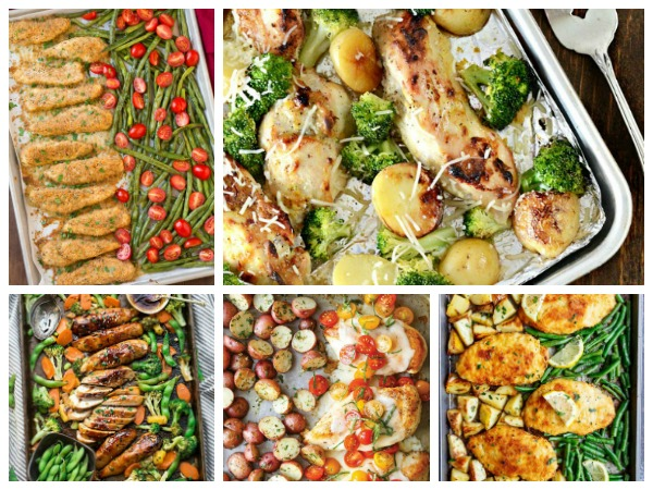 Sheet Pan Recipes