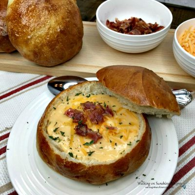 How to Make Easy Bread Bowls for Soup