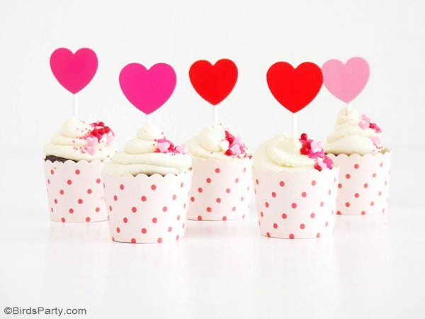 Party Valentine S Day Sweet Treats Walking On Sunshine Recipes