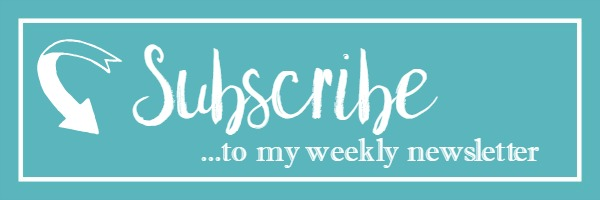 Subscribe to my Weekly Newsletter