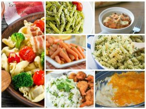 Party: Side Dishes Perfect for Easter