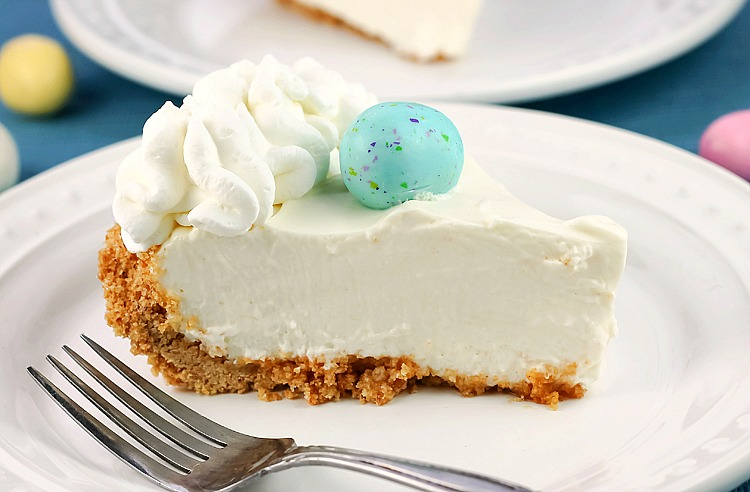 Lemon Cream Pie from Bunny's Warm Oven