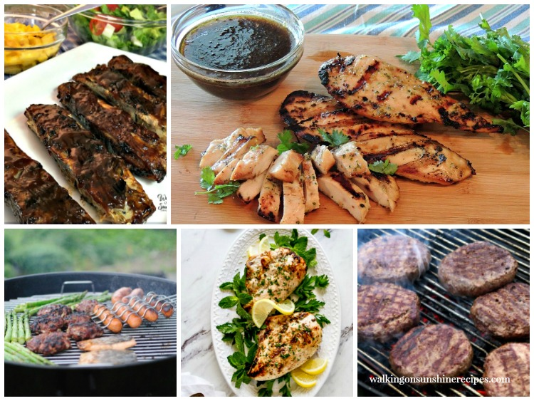 Easy Grilled Recipes - FEATURED photo