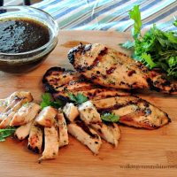 Perfect Marinade for Grilled Chicken