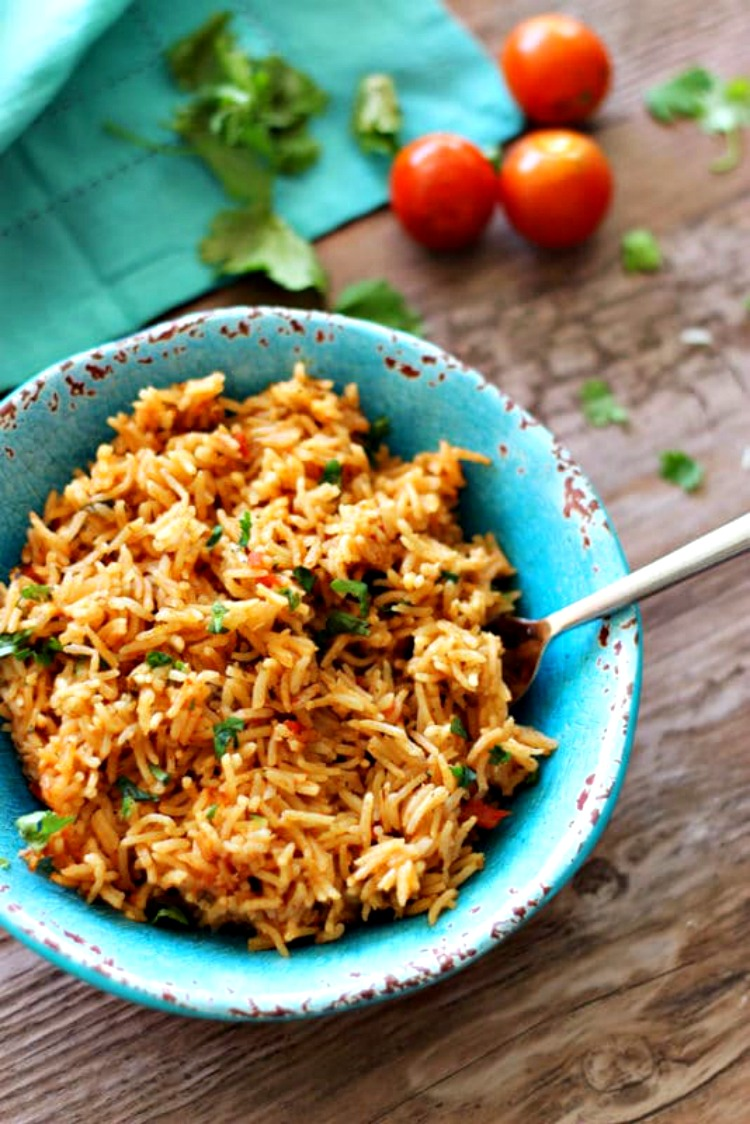 Instant Pot Mexican Rice from Recipes Worth Repeating