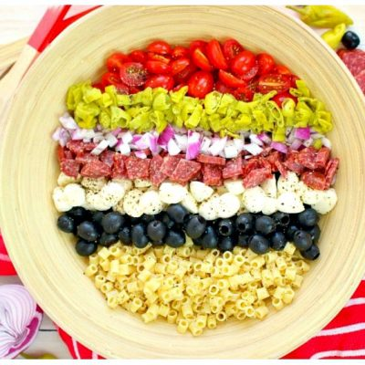 Party:  Easy to Prepare Salad Recipes