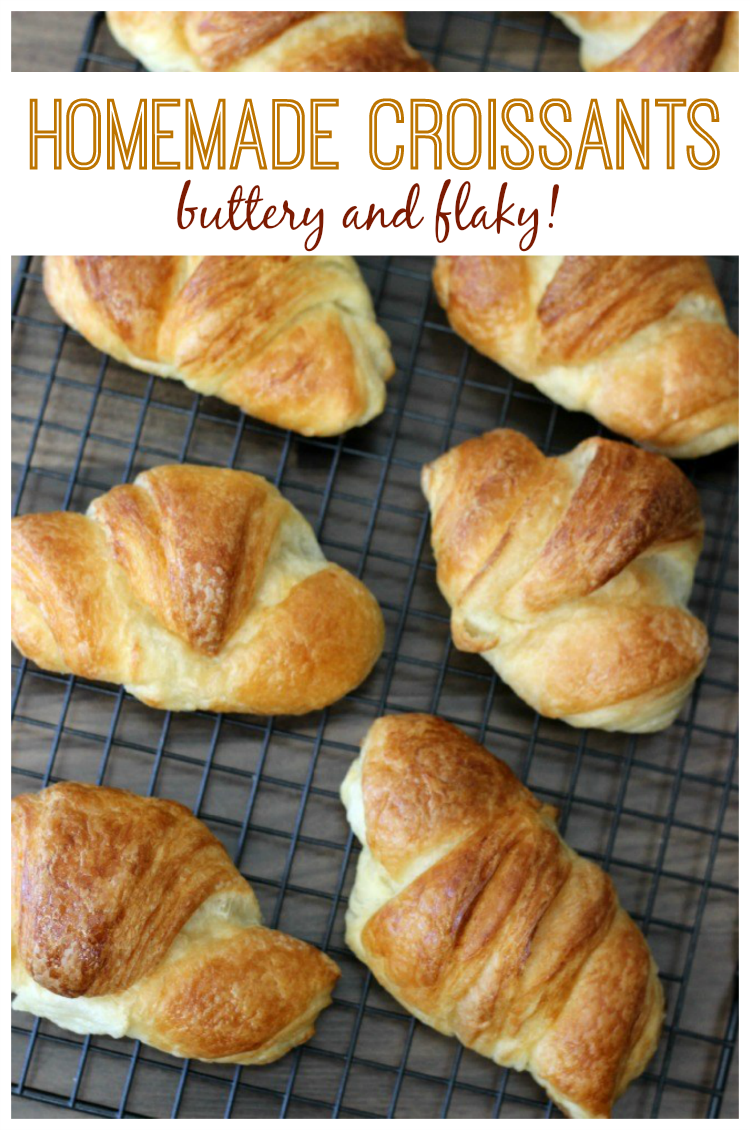 Homemade Croissants Recipe from Gluesticks Blog