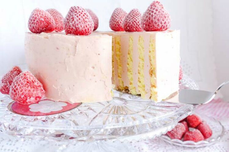 Party:  7 Delicious Strawberry Recipes