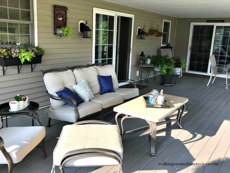 Back Porch Furniture