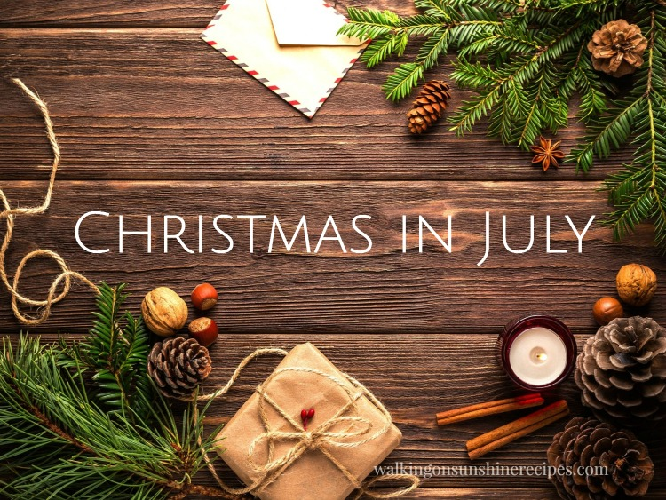 Christmas In July Ideas.Christmas In July Is Fun With These Easy Crafts And Gift Ideas