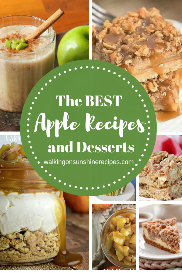Apple Recipes and Desserts
