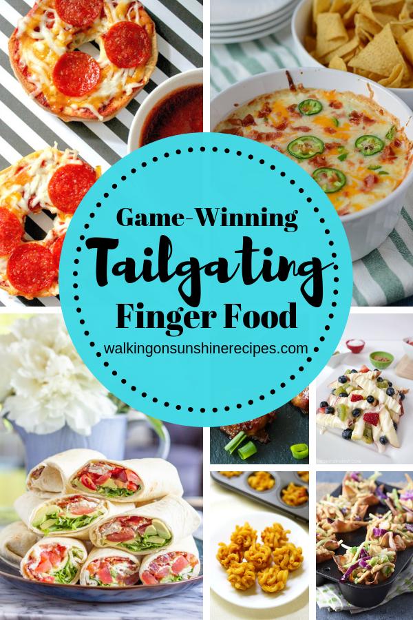 Game-Winning Tailgating Finger Food