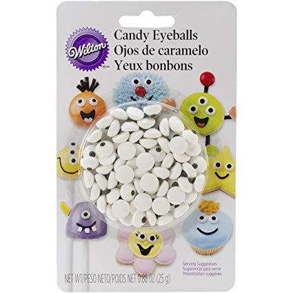 Wilton Candy Eyeballs,