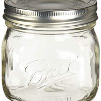 Mason Jar with Lids