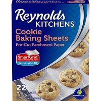 Reynolds Kitchens Cookie Baking Parchment Paper Sheets