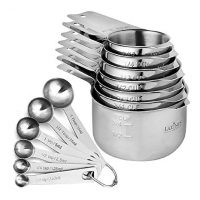 13 Piece Measuring Cups And Spoons Set