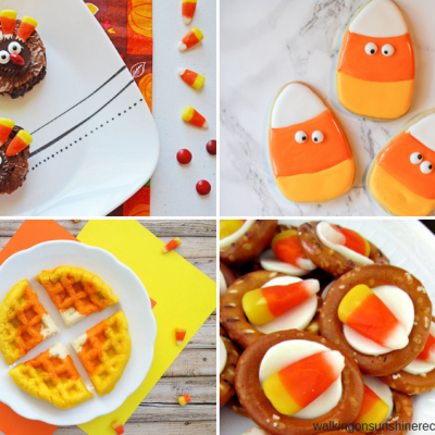 Candy Corn Desserts Perfect for Fall