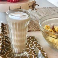 Apple Chai Smoothie