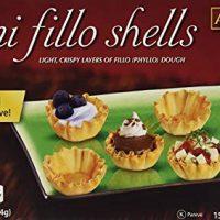 Athens Foods Mini Fillo Dough Shells 15 Per Box