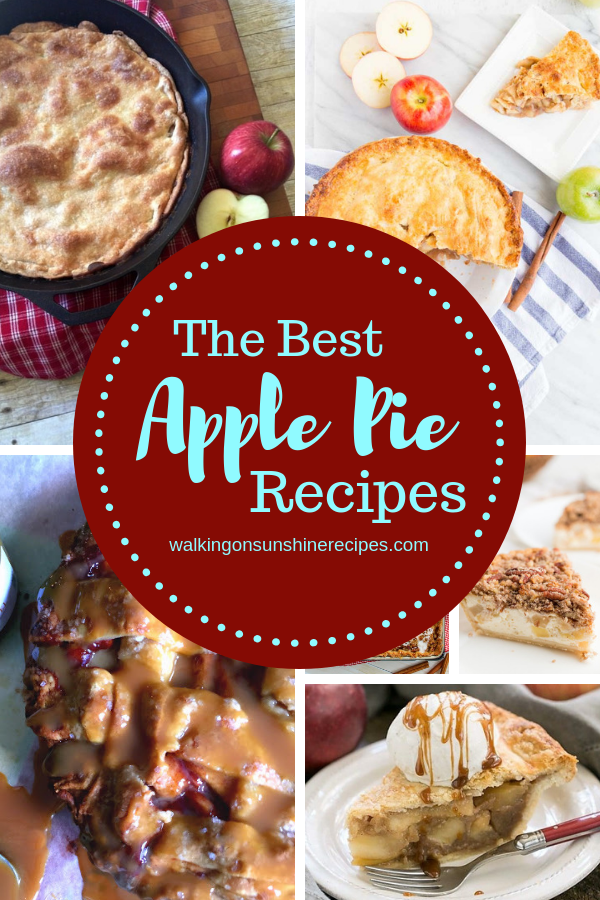 Apple Recipes perfect for Thanksgiving
