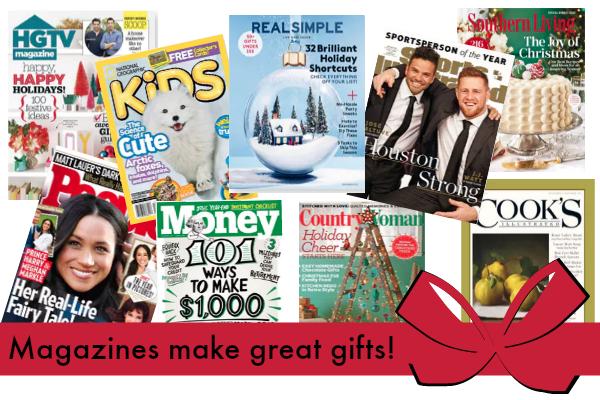 Huge Magazine Sale