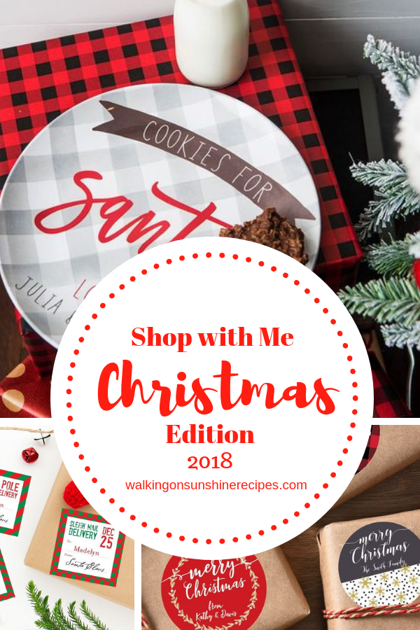 Christmas Gift Ideas to help get a jump start on shopping for family and friends this holiday season. Let me help you take the stress out of shopping!