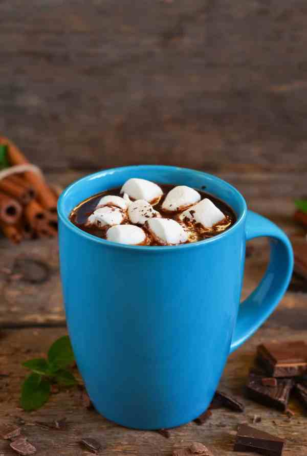 Best Homemade Hot Chocolate Mix from Made in a Pinch