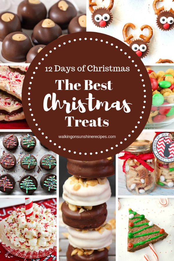 he Best Christmas Treats for Gift Giving are featured today with tips on packaging homemade treats and printable gift labels.