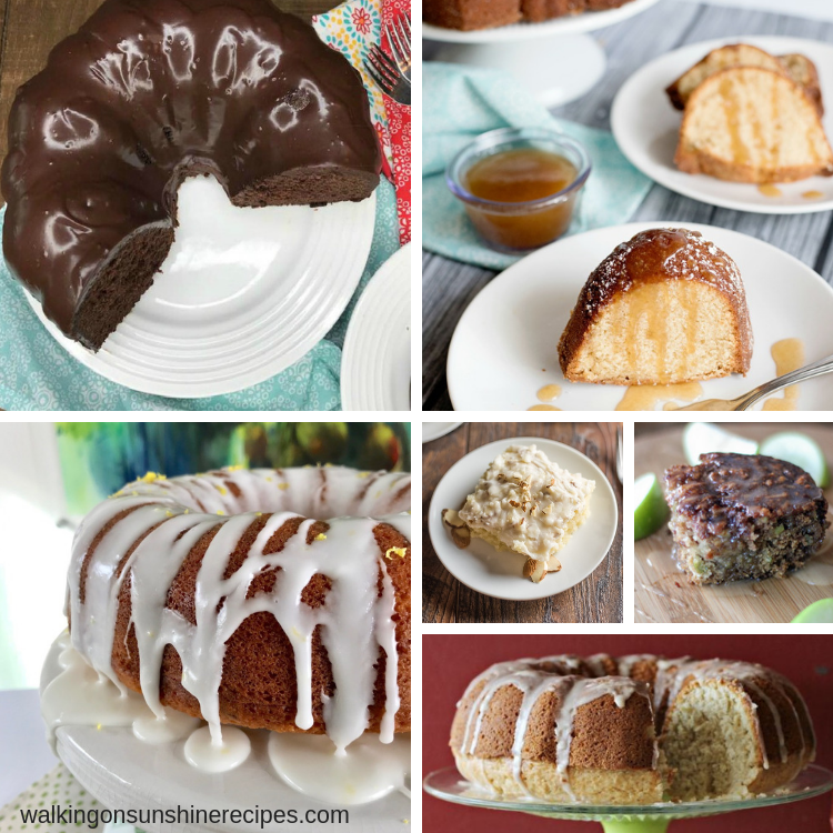 Favorite Dessert Recipes from our kitchen to yours are featured this week with our Delicious Dishes Recipe Party.