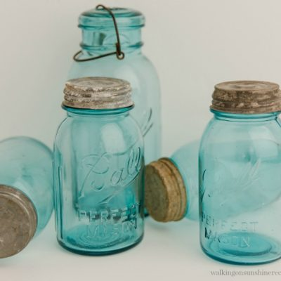 My Favorite Mason Jar Kitchen Accessories