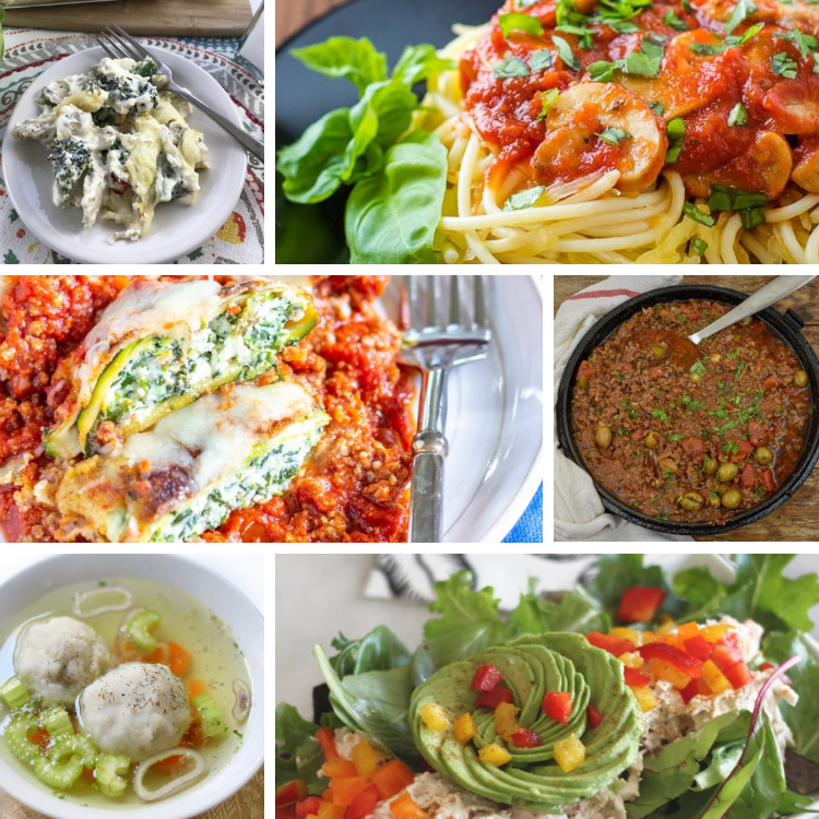 Healthy Diet-Friendly Recipes are featured for this Weekly Meal Plan.