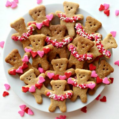 Heart Shaped Sweets and Treats