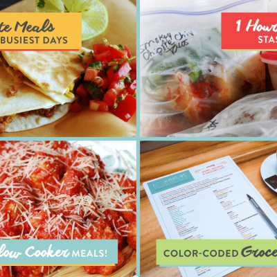 Meal Planning Made EASY for YOU