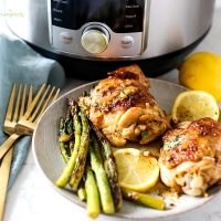 Lemon Chicken from Suburban Simplicity