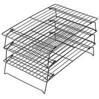 3-Tier Cooling Rack for Cookies, Cakes and More