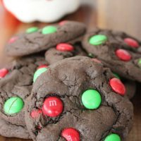 Chocolate Cake Mix Cookies- Baking Beauty