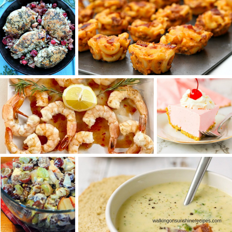Valentine's Day Dinner for Two recipes are featured this week with our Delicious Dishes Recipe Party. Let us help you prepare a romantic dinner for two!