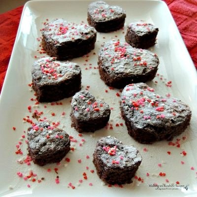 Heart Shaped Treats and Recipes for Valentine's Day