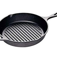 Cast Iron Grill Pan, 10.25-inch